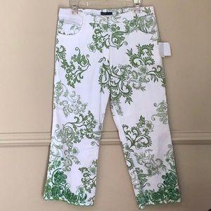 Havenbleu crop pants